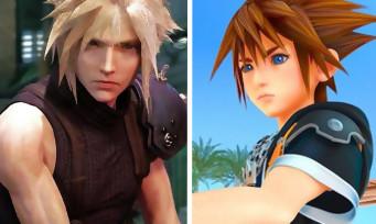 Final Fantasy 7 Remake & Kingdom Hearts 3 : une sortie sur PS5 ?