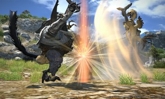 Test Final Fantasy 14 A Realm Reborn sur PC
