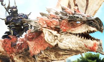 Final Fantasy XIV : un gros trailer pour la collab avec Monster Hunter World