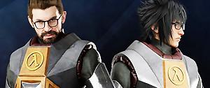 Final Fantasy 15 : le costume de Gordon Freeman est dans le jeu !