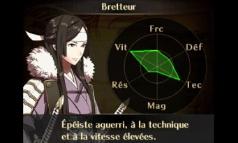 Test Fire Emblem Awakening sur 3DS