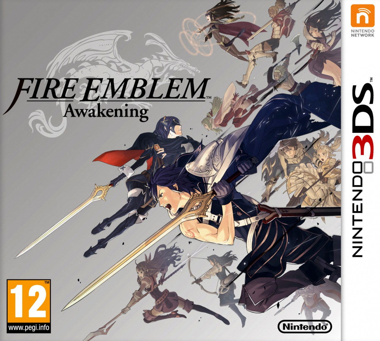 Share your Fire emblem awakening very valuable