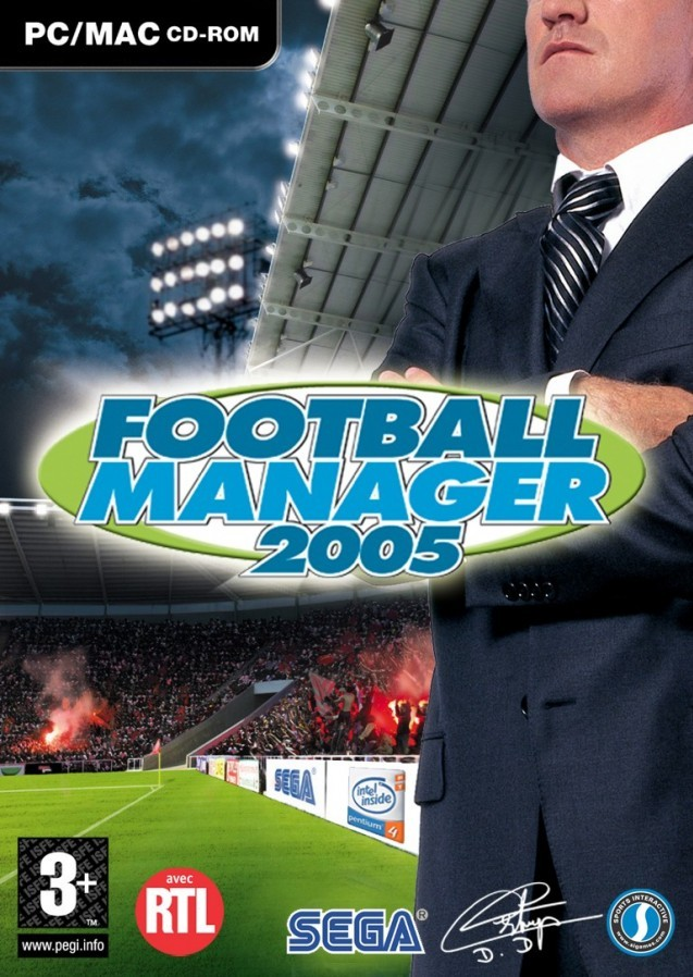 code pour football manager 2005