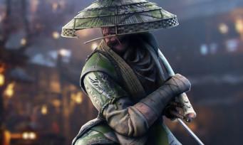 For Honor : deux vidéos de gameplay pour le Shaman et l'Aramusha
