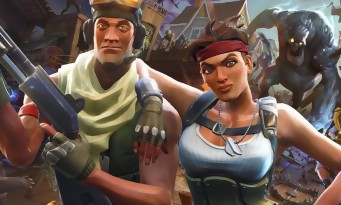 "Fortnite : trailer de gameplay du mode ""Battle Royale"""