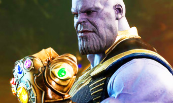 Fortnite : trailer de gameplay de Thanos, le méchant d'Avengers