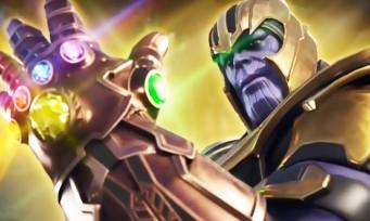 Fornite : Epic Games réajuste la puissance de Thanos