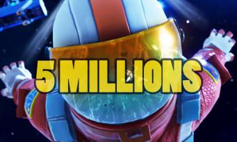 Fortnite : 5 millions de Battle Pass vendus en un seul jour !
