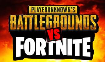 Fortnite : PUBG fait machine arrière et retire sa plainte envers Epic Games