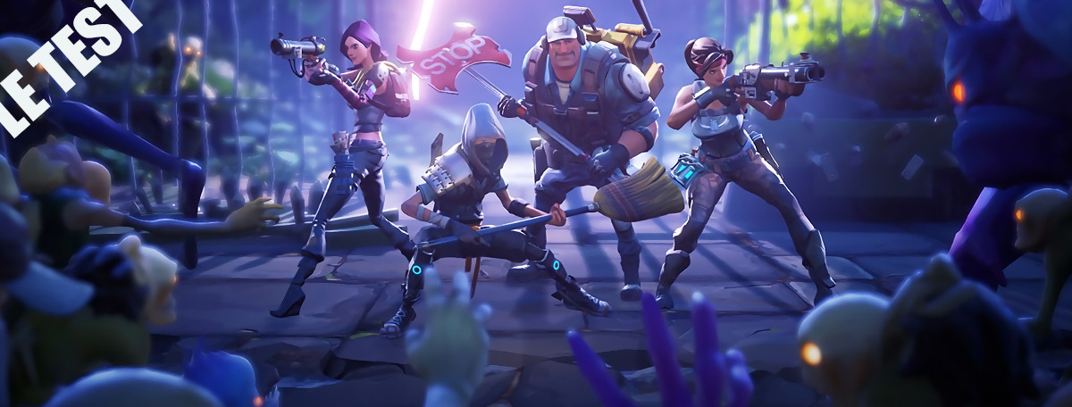 Test fortnite le cocktail left 4 dead minecraft est il for Fond ecran fortnite