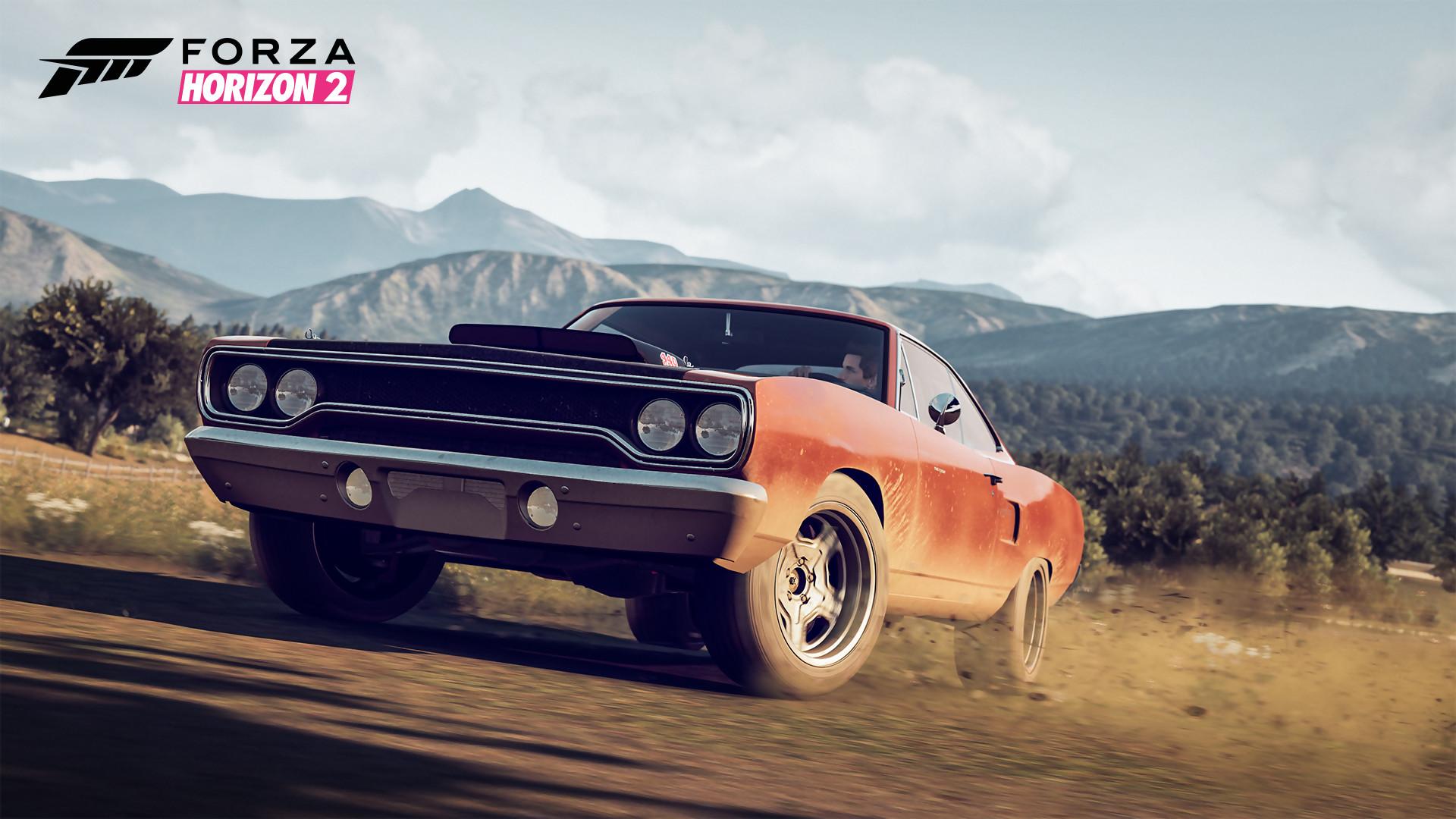 Forza Horizon 2 Trailer Du Nouveau Pack Fast Amp Furious 7