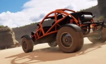 Forza Horizon 3 : trailer de gameplay en 4K