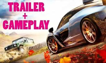 Forza Horizon 4 : une vidéo de gameplay rutilante, direction l'Angleterre !