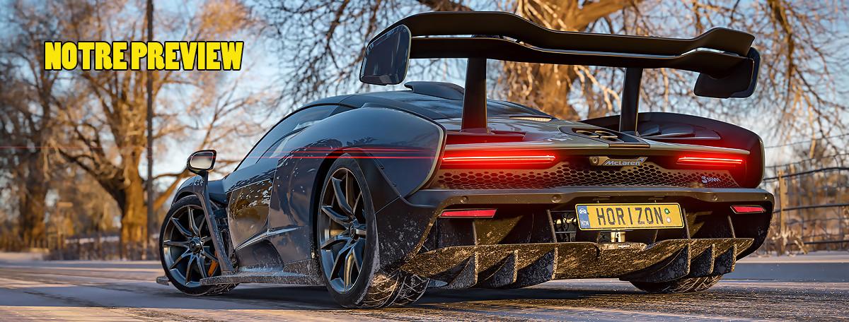 Forza Horizon 4 : notre avis après 2h de route sur les routes anglaises