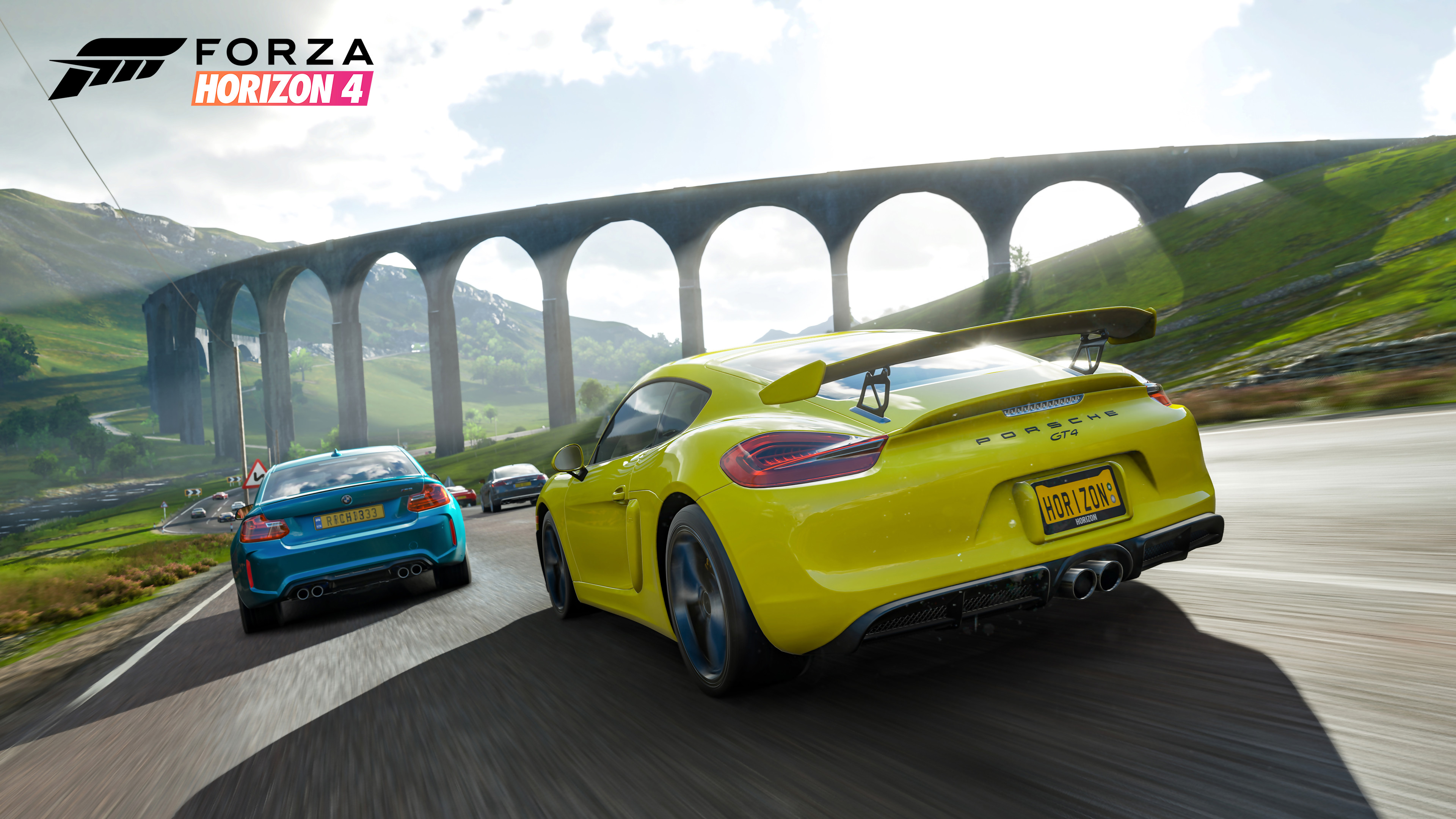 forza horizon 4 notre avis apr s 2h de route sur les routes anglaises. Black Bedroom Furniture Sets. Home Design Ideas