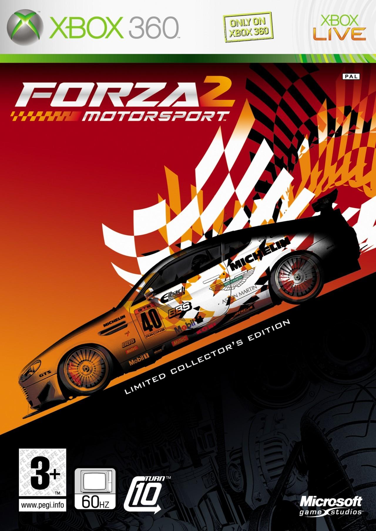 Forza motorsport 2 en juin for Motor wars 2 hacked