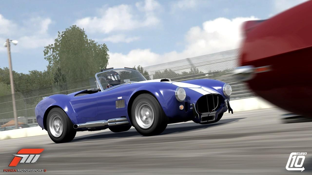 Forza Motorsport 3 Muscle Car
