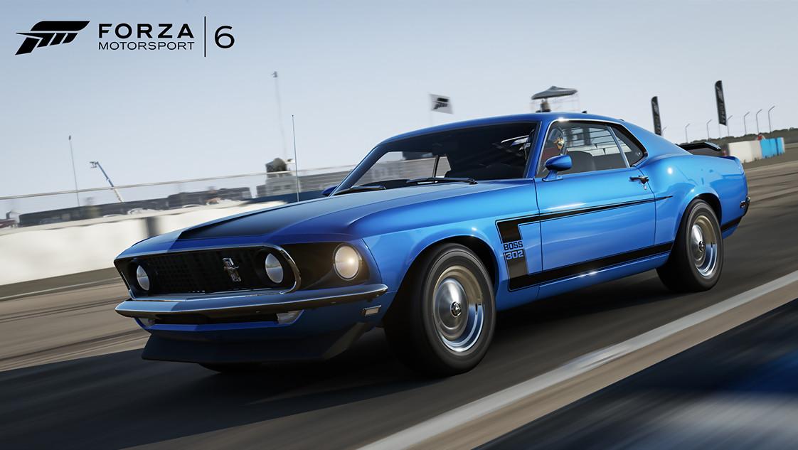 Forza Motorsport 6 Encore Des Nouvelles Voitures