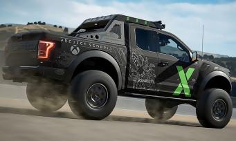 Forza Motorsport 7 : la Ford F-150 Raptor se présente en vidéo