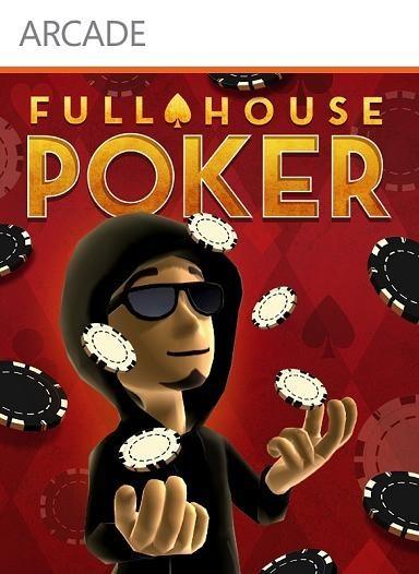 A full house poker