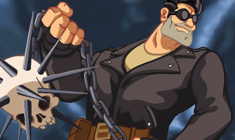 Test Full Throttle Remastered sur PS4 et PC