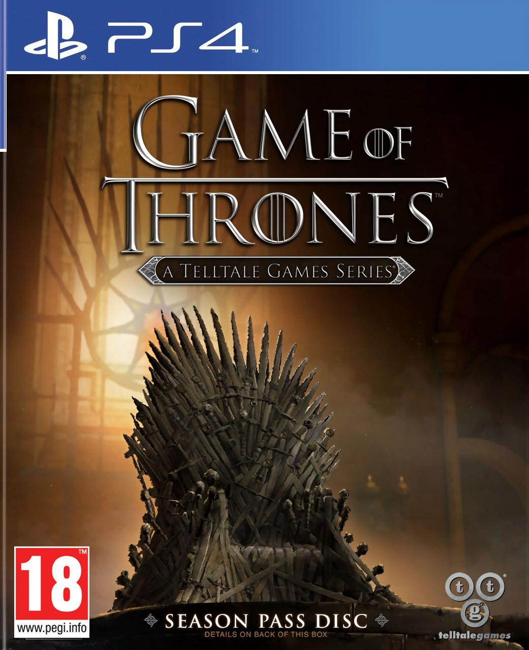 game of thrones a telltale game series le jeu arrive en bo te en france. Black Bedroom Furniture Sets. Home Design Ideas