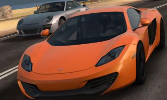 Gear.Club Unlimited : du gameplay en mode écran scindé sur Switch