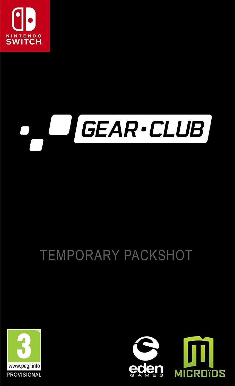 gear club unlimited trailer de gameplay sur nintendo switch. Black Bedroom Furniture Sets. Home Design Ideas