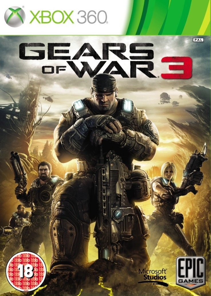 gears war See the side-by-side comparison of gears of war 2 running alongside the xbox  one x enhanced version.