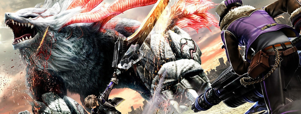 Test God Eater 2 Rage Burst sur PS4