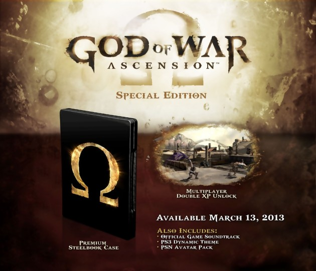 God of War : Ascension