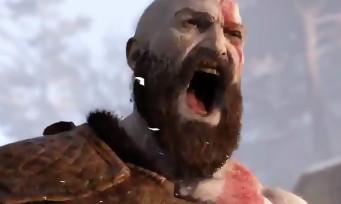 God of War : première vidéo de gameplay à l'E3