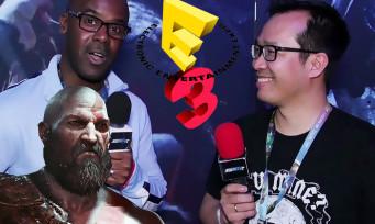 God of War : on a revu papy Kratos et on a de nouveaux détails