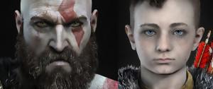 GOD OF WAR : on connaît le nom du fils de Kratos !