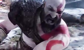 E3 2017 : trailer de GOD OF WAR et date de sortie sur PS4