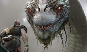 GOD OF WAR : le serpent de Midgard repoussera les limites de la PS4