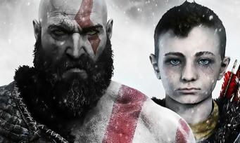 GOD OF WAR : le développement du jeu est bouclé
