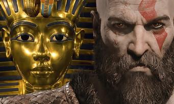 GOD OF WAR : le jeu aurait pu se dérouler en Egypte