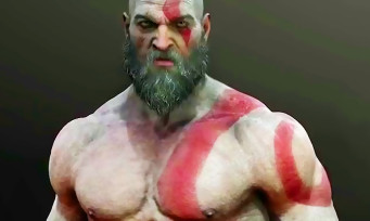 GOD OF WAR : trailer de gameplay sur Leviathan, la hache de Kratos