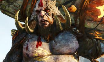 GOD OF WAR : une nouvelle vidéo avec un troll immense