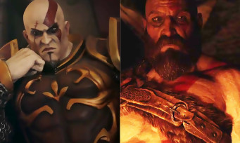 GOD OF WAR : trailer de gameplay de l'évolution de Kratos