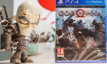 GOD OF WAR : tous les grands studios rendent hommage au jeu