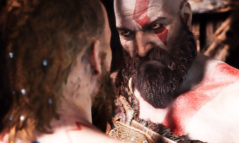 GOD OF WAR : le prototype du combat entre Kratos et L'Etranger