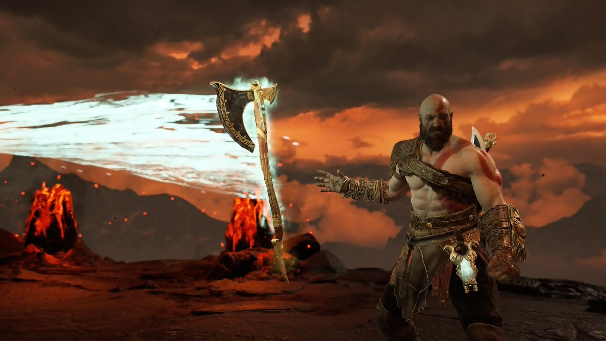 how to use photo mode god of war