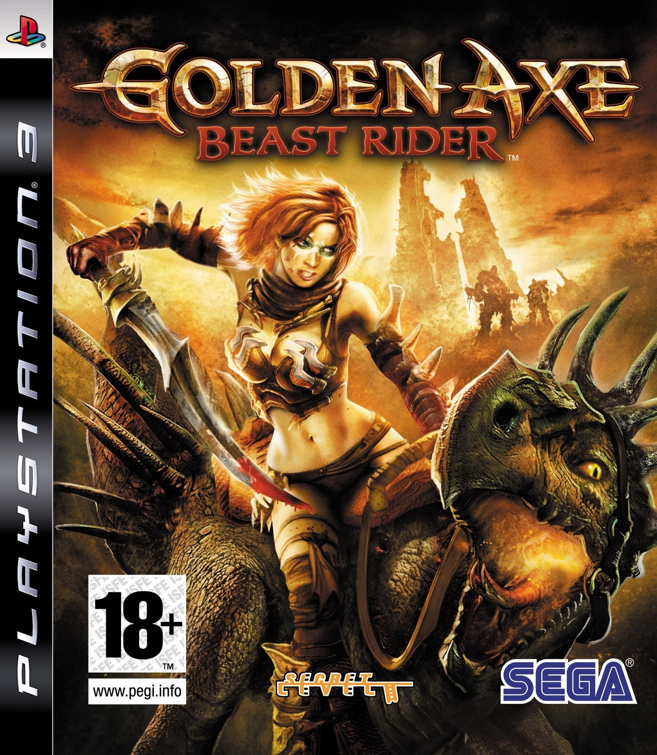 Golden Axe : Beast Rider - Lynth