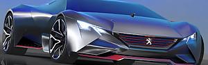 Gran Turismo 6 : trailer de la Peugeot Vision