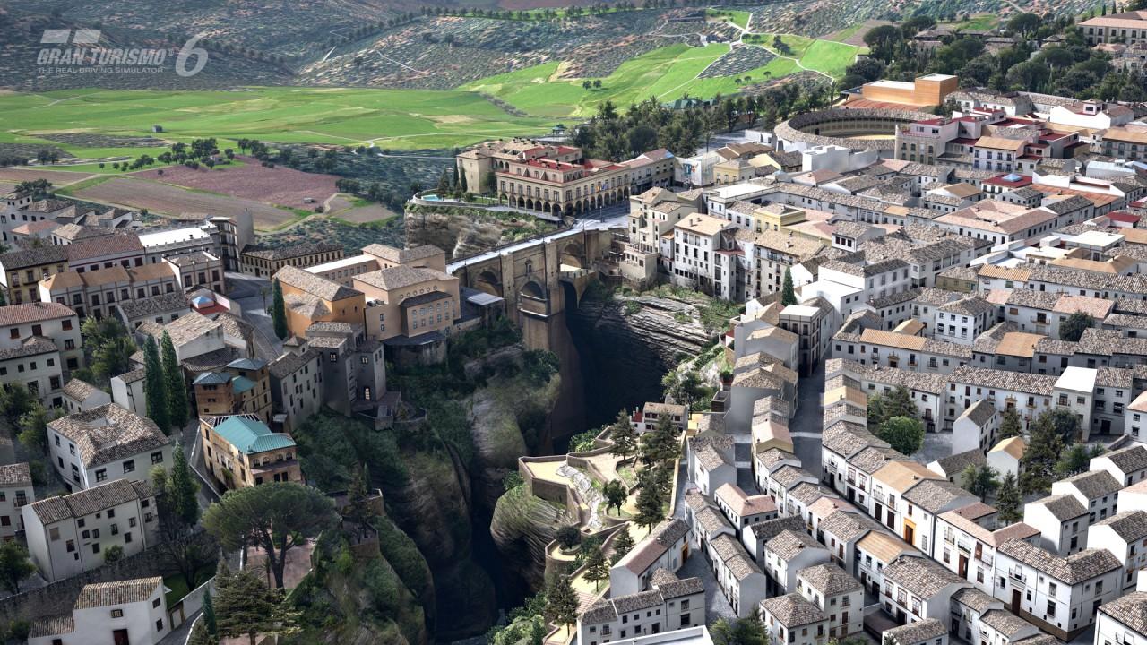 Gran turismo 6 les circuits de ronda et d 39 ascari en images for Oficina de turismo ronda
