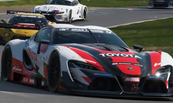 Gran Turismo Sport : la liste des classes de voitures