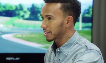 Gran Turismo Sport : Lewis Hamilton se souvient de sa 1ère PlayStation