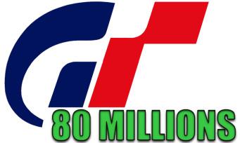 Gran Turismo : la série s'est écoulée à plus de 80 millions de jeux